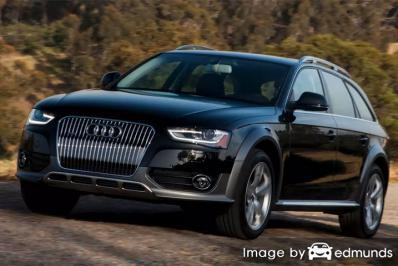 Insurance quote for Audi Allroad in San Antonio