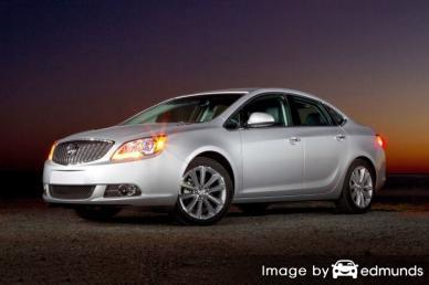 Insurance quote for Buick Verano in San Antonio