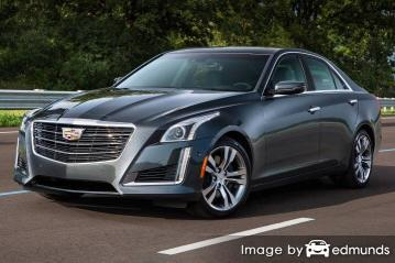 Insurance quote for Cadillac CTS in San Antonio