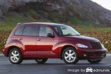 Discount Chrysler PT Cruiser insurance