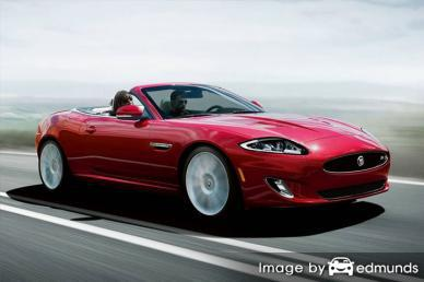 Insurance quote for Jaguar XK in San Antonio