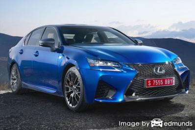 Insurance quote for Lexus GS F in San Antonio