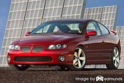 Insurance quote for Pontiac GTO in San Antonio