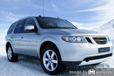 Insurance rates Saab 9-7X in San Antonio