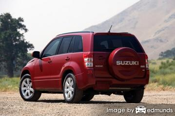 Insurance quote for Suzuki Grand Vitara in San Antonio