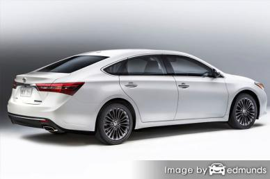 Insurance quote for Toyota Avalon Hybrid in San Antonio