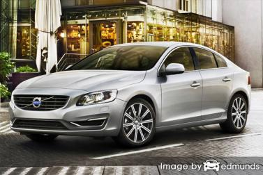 Insurance quote for Volvo S60 in San Antonio
