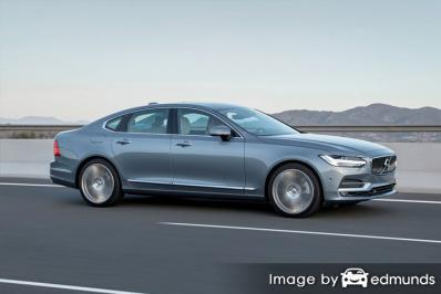 Insurance quote for Volvo S90 in San Antonio